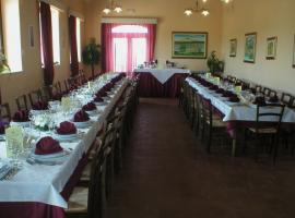 Badiula Allestimento per pranzo informale