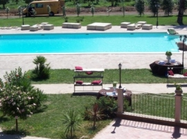 Badiula La piscina