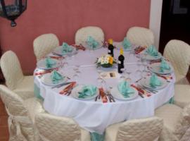Badiula Tavolo allestito