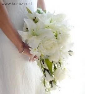 Bouquet Sposa Cadente.Il Bouquet Www Kenozze It