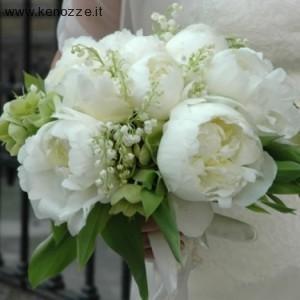 Il bouquet for Camelie bianche