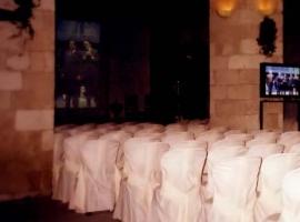 Castello Xirumi Sala Conferenze