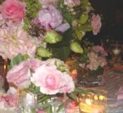 Centrotavola Matrimonio con Candele