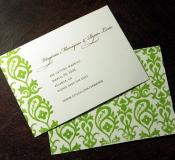 Matrimonio Color Verde