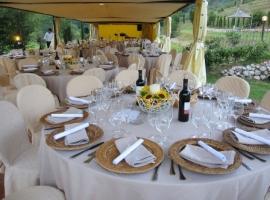 Tavolo Parco Casa Elia Serbacco - S.Martino in Freddana (Lu)