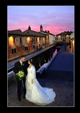 Studio Arte Fotografica Sposi a Comacchio