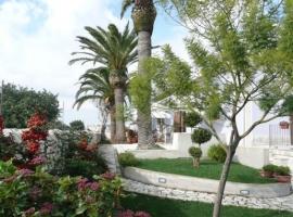 Villa Cannizzo Il giardino