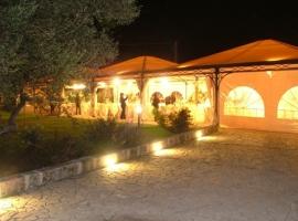 Villa Cannizzo Ricevimento allaperto