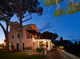 Villa-Elvira-Vaselli-Tramonto