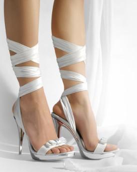 Scarpe Sposa Con Tacco Alto