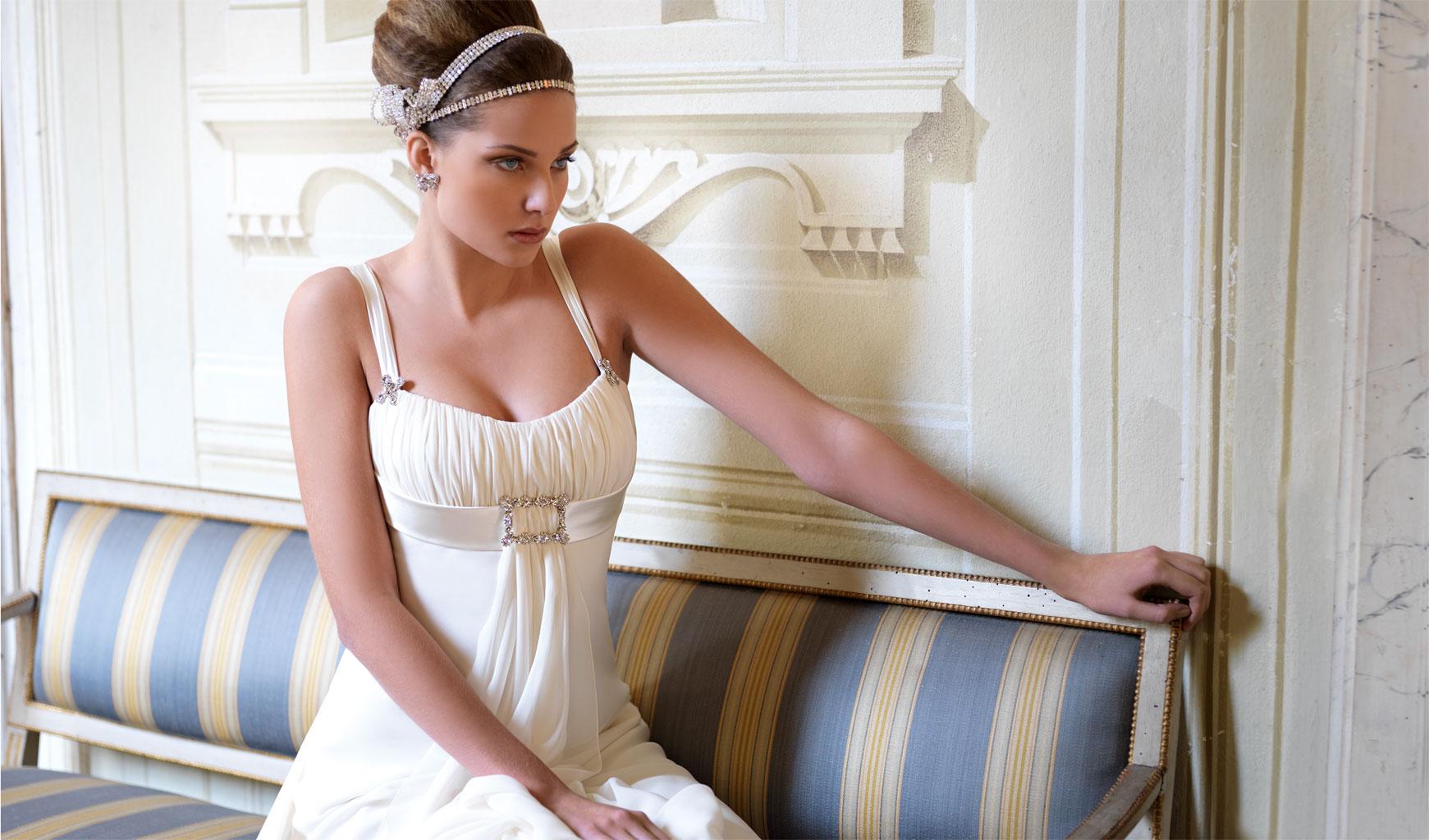 Matrimonio Stile Impero Romano : L abito da sposa stile impero vediamo per quale fisico è