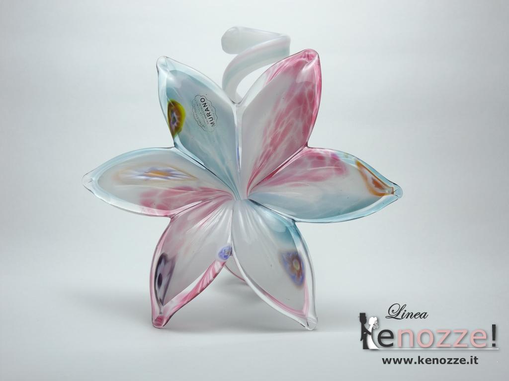 Matrimonio Tema Nord E Sud : Bomboniere linea kenozze modello lilium rosa fucsia e